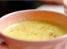 Golden milk recipe turmeric tea