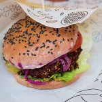 Meatless beet burgers recipe