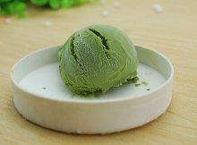Vegan matcha avocado ice cream recipe