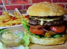 Healthiest condiments for hamburgers