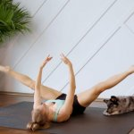 15-minute dancer abs workout